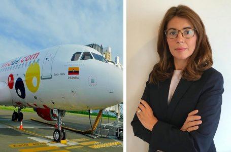 Lisa Mota-Pinto asume la vicepresidencia comercial del Grupo Viva Air