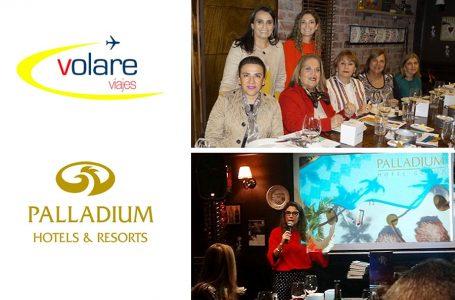 Volare Viajes y Palladium presentan oferta hotelera de lujo en playa Costa Mujeres
