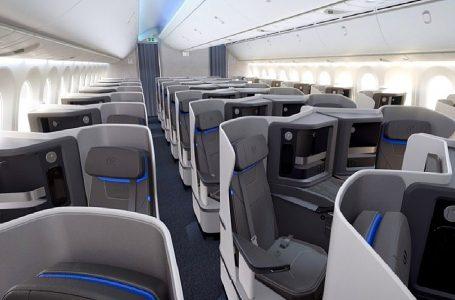 Air Europa presenta su nueva Clase Business en aviones B787-9 Dreamliner
