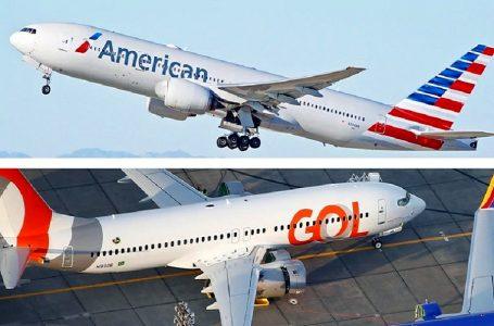 American Airlines y Gol negocian una alianza en respuesta a Delta y Latam