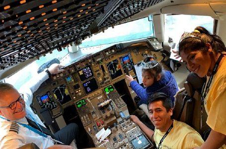 American Airlines y Something mAAgic regalan a niña peruana el viaje soñado
