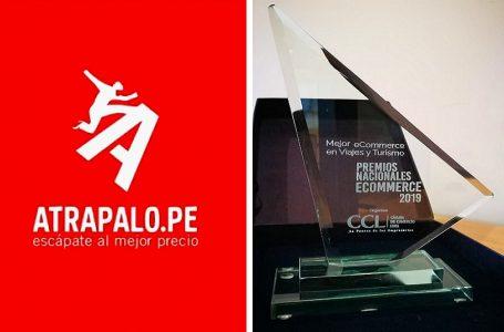 Atrápalo es reconocida como mejor empresa de eCommerce en viajes y turismo