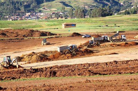 Culminan obras de la primera etapa del aeropuerto de Chinchero en Cusco