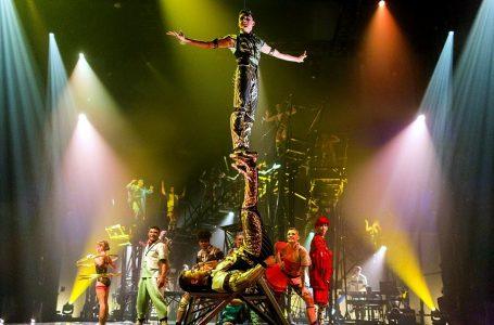 Deslumbrante Cirque du Soleil Bazzar llega a Punta Cana por primera vez
