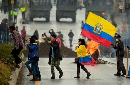 Ecuador: turismo pierde más de US$ 100 millones por conflictos sociales