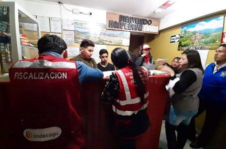 Sancionarán a agencias y hoteles de Huaraz por incumplir normas del consumidor