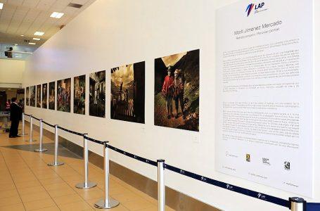 Presentan exposición fotográfica «Retrato Peruano» en aeropuerto Jorge Chávez