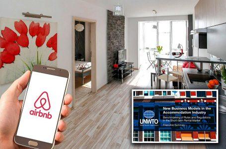 Airbnb: OMT a favor de regular alojamientos turísticos para estancias cortas