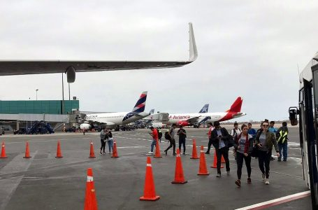 Transporte aéreo internacional creció 6.6% entre enero y agosto [RANKING DE AEROLÍNEAS]