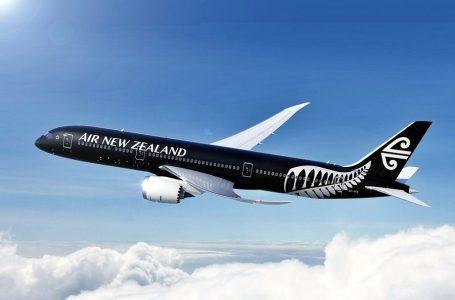 Air New Zealand fue elegida como la mejor aerolínea para volar en 2020