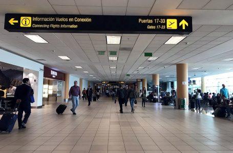 Restringen zona de llegadas internacionales del aeropuerto Jorge Chávez