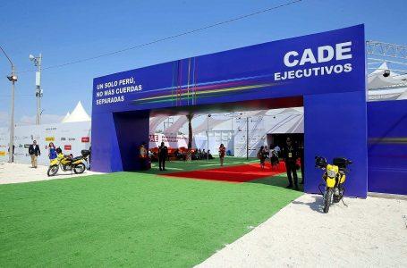 Hoy se inicia la 57 edición de CADE Ejecutivos 2019 en Paracas