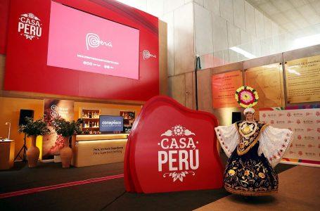 Casa Perú por Copa Libertadores será inaugurada hoy en Domos Art de San Miguel