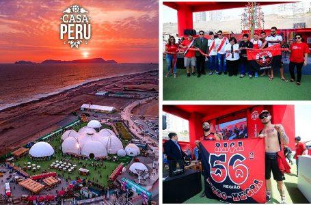 Casa Perú ofrece lo mejor del país a hinchas de final de la Copa Libertadores