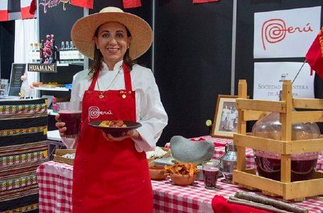 Cocina tradicional arequipeña deslumbra en feria suiza Feinmesse