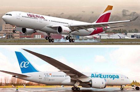 Iberia compra Air Europa por 1.000 millones de euros y crea gigante aéreo en España