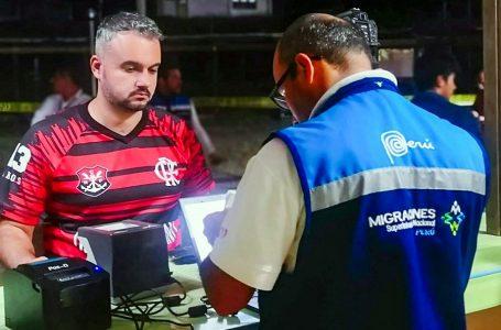 Copa Libertadores: refuerzan control migratorio de hinchas brasileños en Madre de Dios