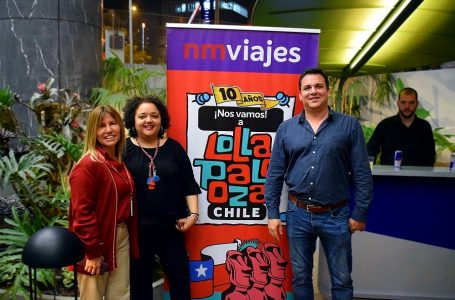 NM Viajes lanza paquetes promocionales para festival de música Lollapalooza 2020