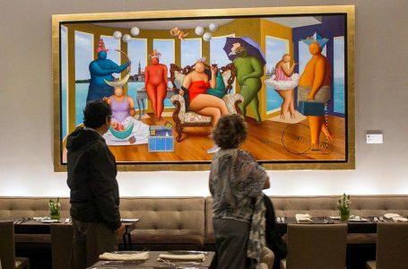 """Novotel San Isidro inaugura muestra """"Abriendo puertas"""" de artista Martha Vargas"""