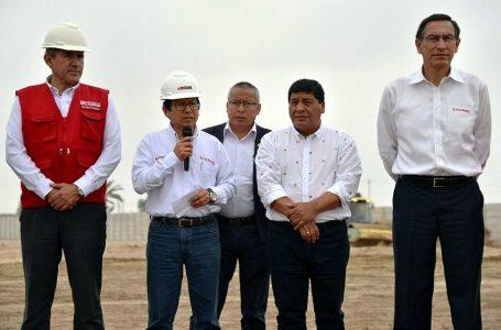 Paracas: reinicia construcción de la segunda calzada en Panamericana Sur
