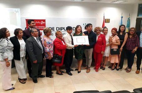 """Cancillería premia a organizadores del festival """"Perú Vive 2019"""" en Argentina"""