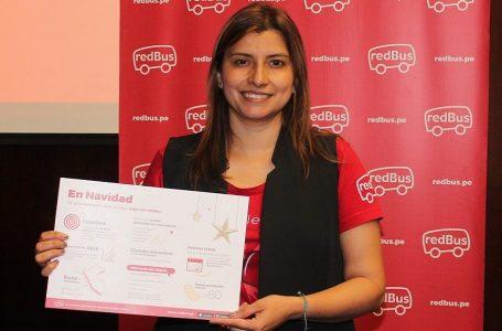 RedBus espera movilizar más de 5 mil viajeros al día por fiestas de Fin de Año