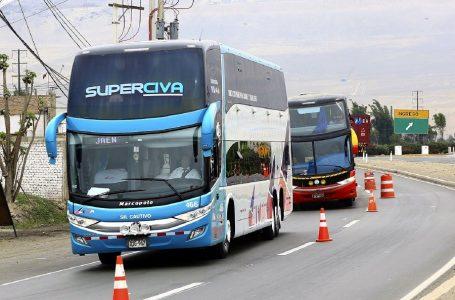 Gobierno rebaja costo de combustible al servicio de transporte terrestre