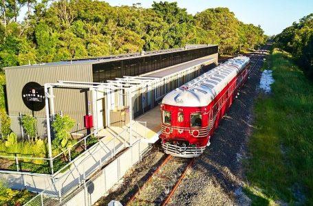 Primer tren solar de América Latina estará operativo muy pronto