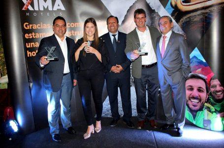Xima Hotels premió a agencias y operadores más productivos de 2019 [FOTOS]