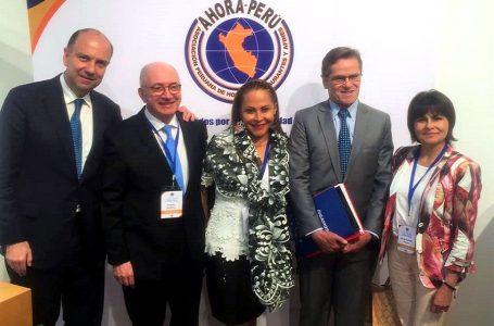 Ahora Perú anuncia Congreso Internacional de Hotelería y Gastronomía para el 2020