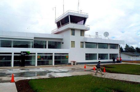Gobierno evalúa ampliar aeropuerto de Chachapoyas o construir uno nuevo