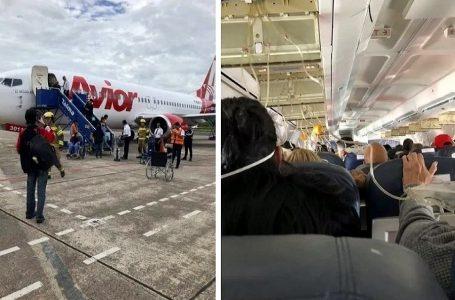 Avior: aterrizaje de emergencia en Tarapoto fue por despresurización de aeronave