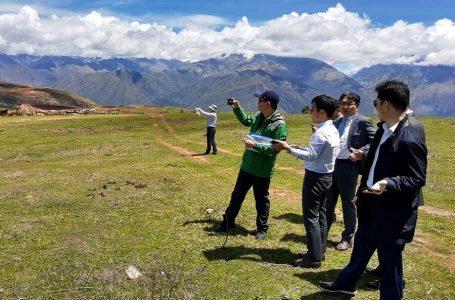 Corea realiza primeros estudios para validar aeropuerto de Chinchero en Cusco