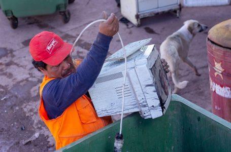 Turismo Cuida: recaudan 25 toneladas de residuos electrónicos en Cusco