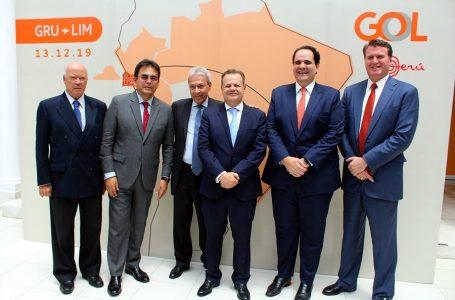 GOL transportará más de 100 mil pasajeros en vuelos directos Lima – Sao Paulo