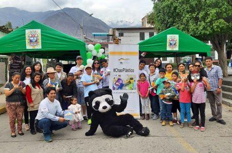 """Sernanp lanza campaña """"Chao Plástico"""" en Parque Nacional Huascarán"""
