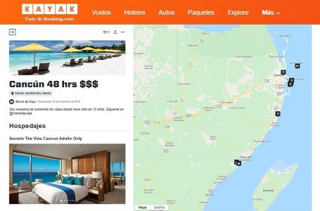 Kayak: nueva función 'Guías' permite a los viajeros diseñar su itinerario ideal