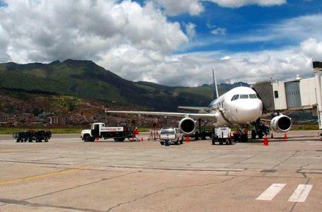 Avión de Latam reportó fallas en motor en pleno despegue en Cusco