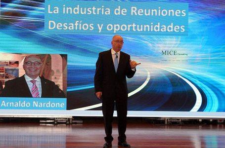 Arnaldo Nardone: expulsión del Buró de Lima de ICCA afectó al turismo de reuniones [ENTREVISTA]