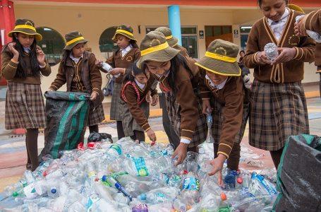 Más de 14 toneladas de PET fueron reciclados en Cusco en concurso de PeruRail