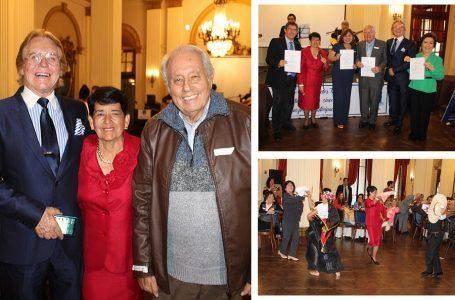 """Con éxito se realizó 4° Almuerzo """"Recordar es Vivir – Turismo"""" en Hotel Bolívar [FOTOS]"""