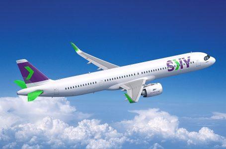 Sky Airline adquiere 10 nuevos aviones Airbus para ampliar rutas internacionales