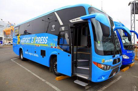 Airport Express Lima inaugura cuatro nuevos paraderos de buses en San Isidro