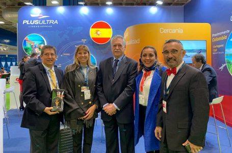 Apavit promueve el destino Perú en feria FITUR 2020 de España [FOTOS]