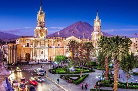 Arequipa presente en lista de 50 mejores lugares para viajar en 2020