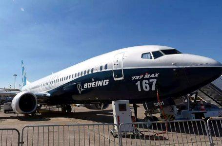 Boeing consigue US$ 12.000 millones para paliar crisis del B737 MAX