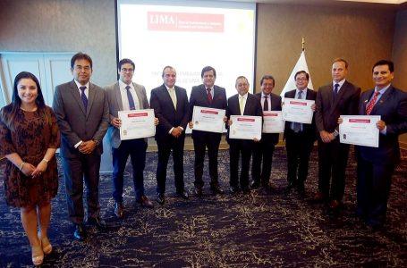 Buró de Convenciones de Lima premió a los Embajadores de la Ciudad 2019