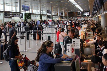 Perú lidera crecimiento del tráfico aéreo de pasajeros en Comunidad Andina