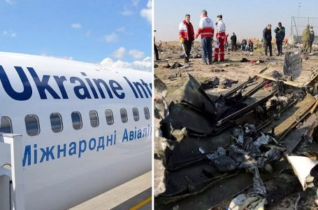Canadá: misil iraní derribó avión de Ukraine Airlines con 176 pasajeros a bordo