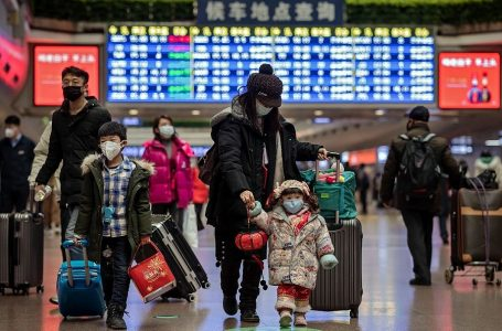 Coronavirus: turismo en China se desploma tras suspensión de vuelos internacionales